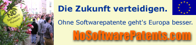 NoSoftwarePatents.com